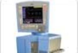 Аппарат искусственной вентиляции легких AVEA, c принадлежностями